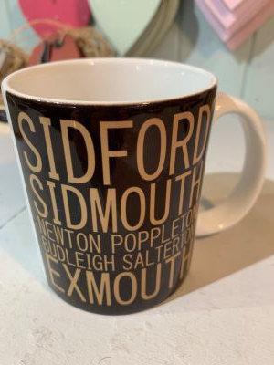 Sidmouth Mugs
