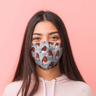 Face Masks Christmas Designs Adult & Kids