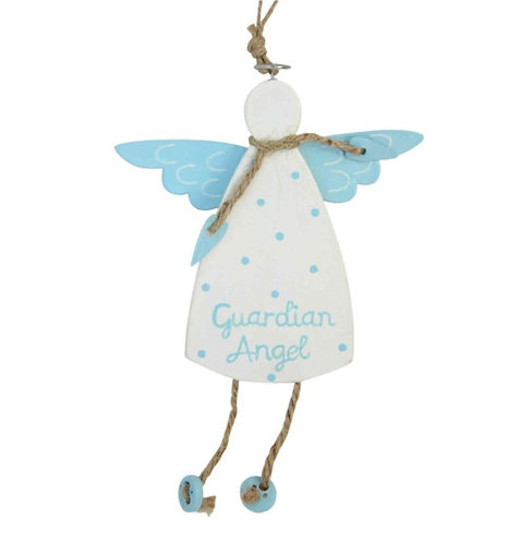 Gisela Graham wooden Guardian Angel