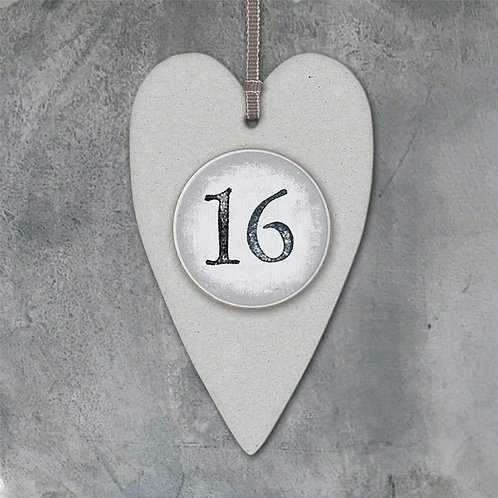 East of India age Gift tags