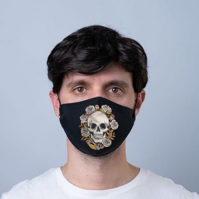 Face Masks Adults Patterned