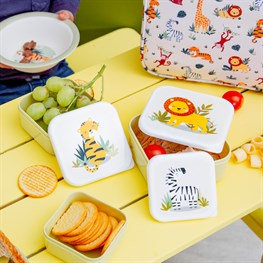 Sass & Belle lunch box sets of 3