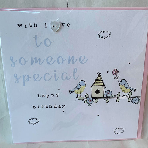 Laura Sherrat Birthday cards