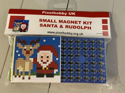Pixelhobby Magnets Christmas