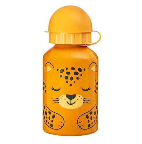 Sass & Belle leopard Kids water bottle