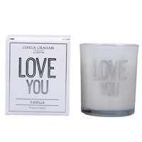 Gisela Graham candles - New Home, Best Teacher, Thank You, Love You