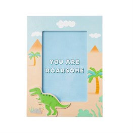 Roarsome Dinosaur Photo Frame