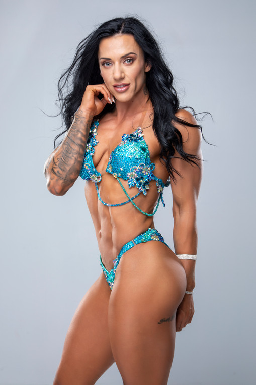 WBFF Fitness
