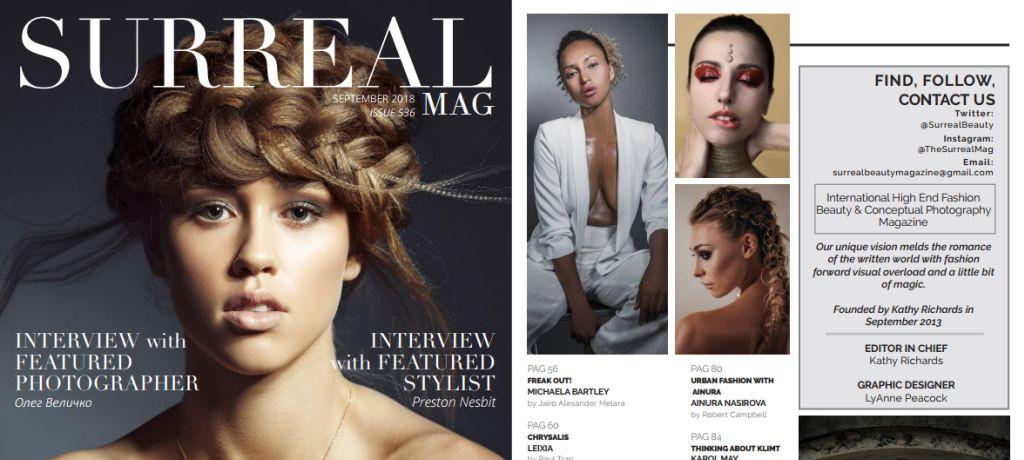 Surreal Magazine