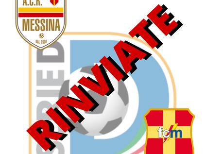 Serie D senza fine: ancora un rinvio per ACR e FC
