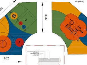 Milazzo, riqualificazione Parco giochi inclusivo di Piazza Impastato