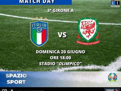 Italia-Galles: nessun calcolo, in campo per vincere
