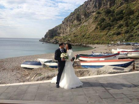 Milazzo: sposi anche di domenica, ma bisognerà versare mille euro al Comune