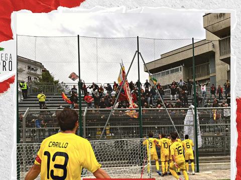 Il Messina di Capuano parte bene: vittoria per 3-2 a Potenza
