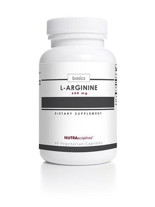 L-Arginine 600 mg