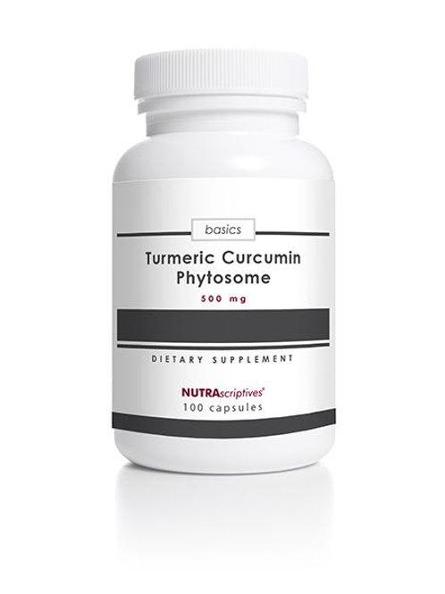 Turmeric Curcumin Phytosome 500 mg