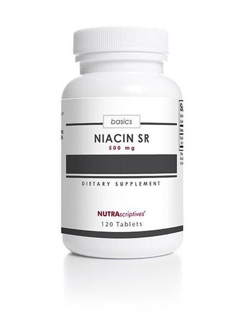 Niacin SR