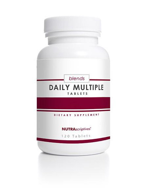 Daily Multiple Tablets