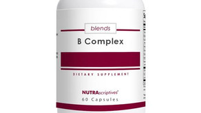 Why Vitamin B Complex is Right for Your Treatment Plan.