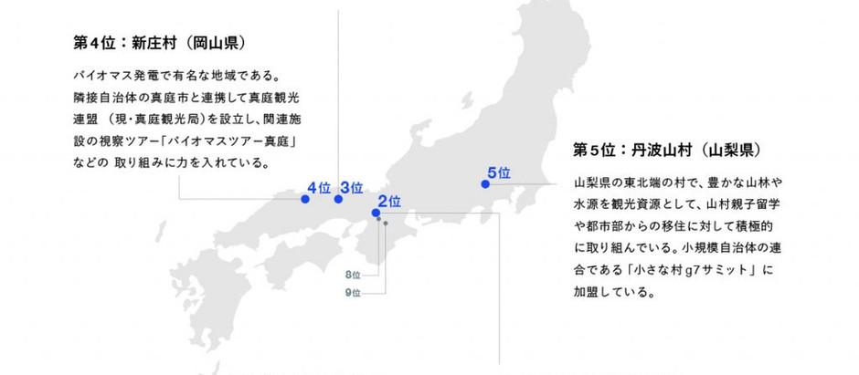 関係人口の活発化に期待が寄せられる岡山県