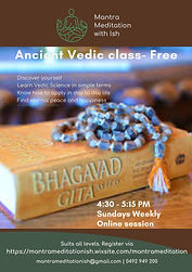 Sunday Vedic Class Flyer.jpg