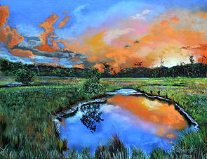 Small Meadow Pond Sunset.jpg