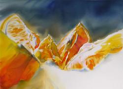 Mont orange