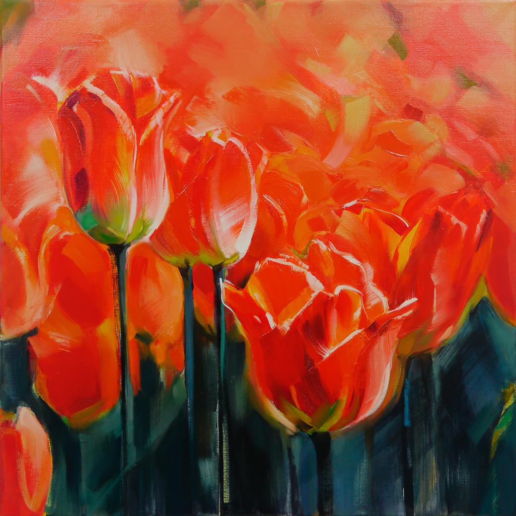 tulipany_80x80cm