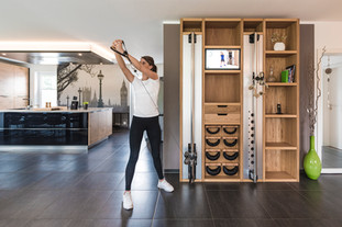 NOHrDwall Compact: le mur fitness