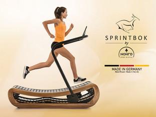 Sprintbok: le tapis de course sans moteur