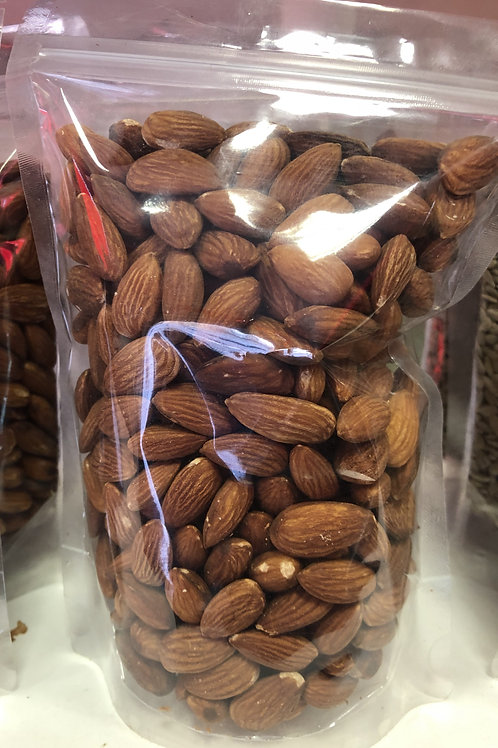 Nuts - Almonds Raw 350g
