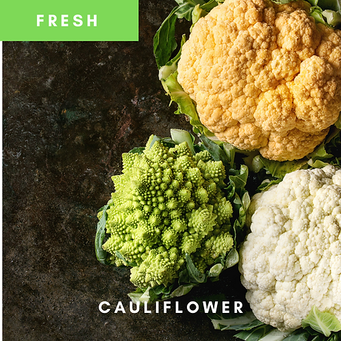 Cauliflower Fresh (1kg)