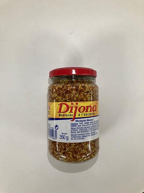 Wholegrain Dijona Mustard