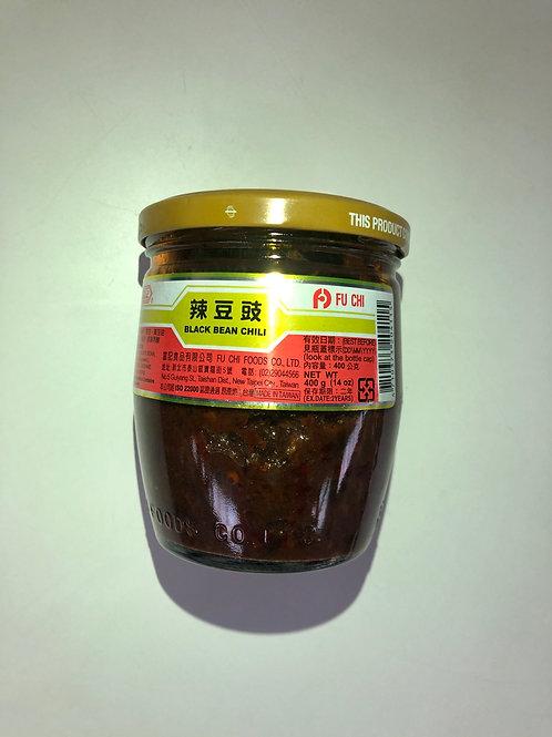 Black Bean Chilli Paste 400g