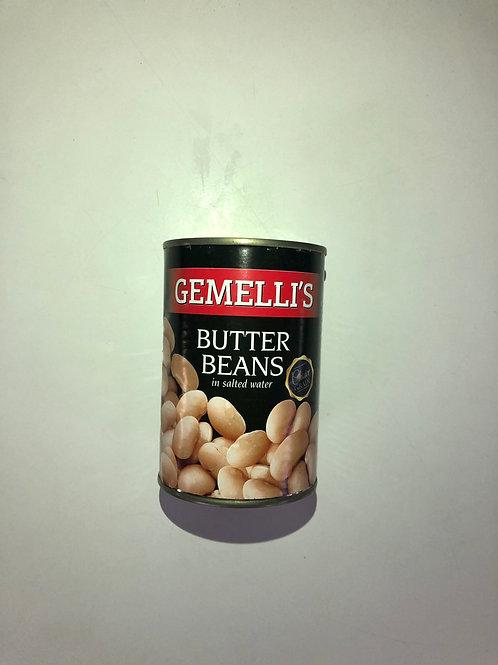 Beans - Butter