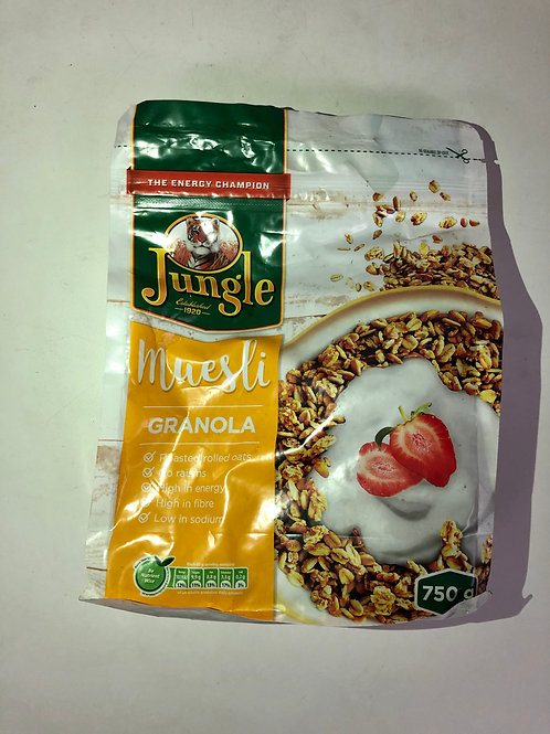Muesli - Jungle Energy Granola