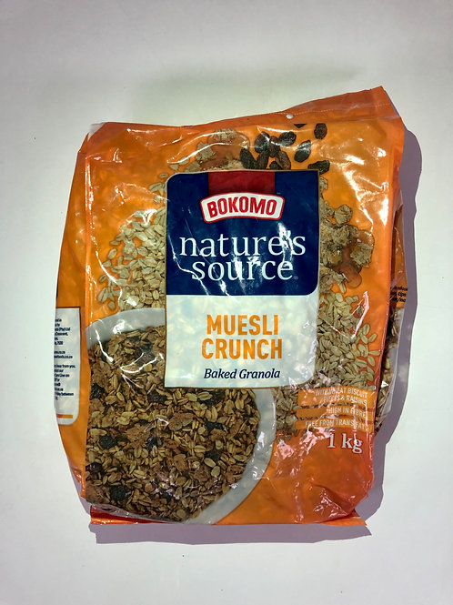 Nature's Source Nutzy Crunch 1Kg