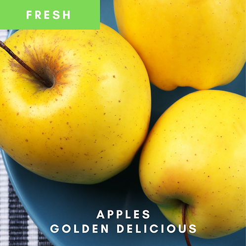 Apples Golden Del 300g