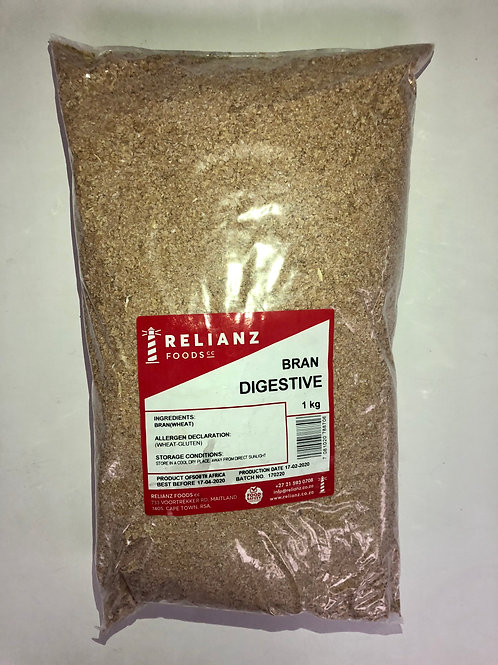 Bran - Digestive