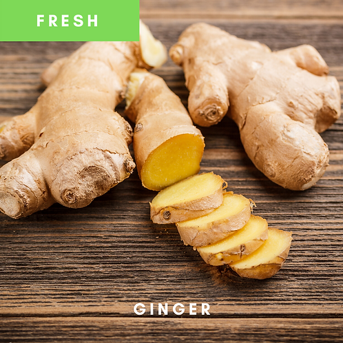 Ginger Fresh 100g