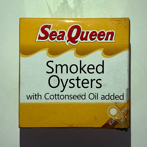 Oysters - smoked