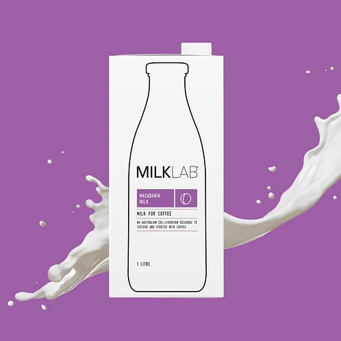 Milklab Macadamia Milk 1L