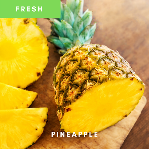 Pineapple Fresh Each