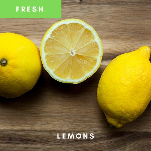 Lemons Fresh 1kg