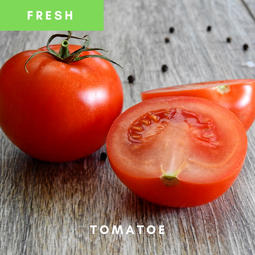 Tomatoes English Fresh 300g