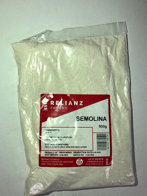 Flour - Semolina (Durham wheat)