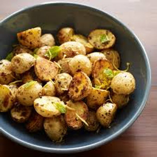 Baby Potatoes Unpeeled 300g