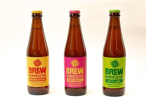 Brew Kombucha 4 Pack