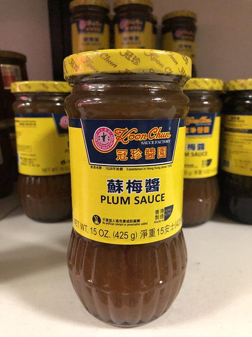 Plum Sauce 425g