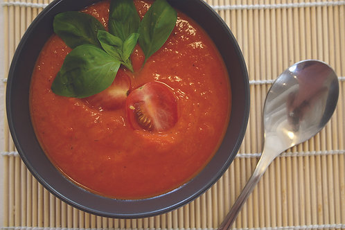 TOMATO SOUP (VEGAN) - R39/400ML